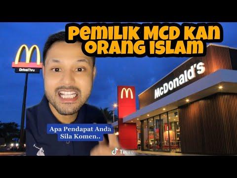 MACDONALD Malaysia Tak support Israel | betul ke?