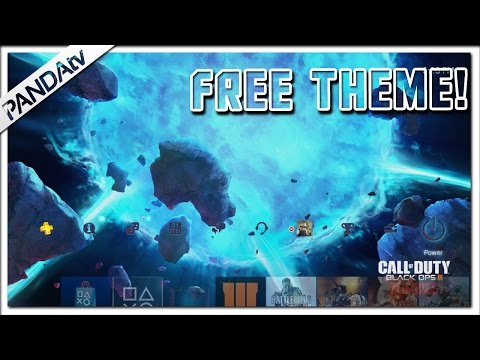 HOW TO DOWNLOAD FREE REVELATIONS PS4 DYNAMIC THEME (BLACK OPS 3 DLC 4 SALVATION)