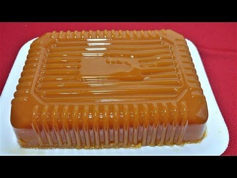 Dulce de batata en bloque (ideal para tartas)