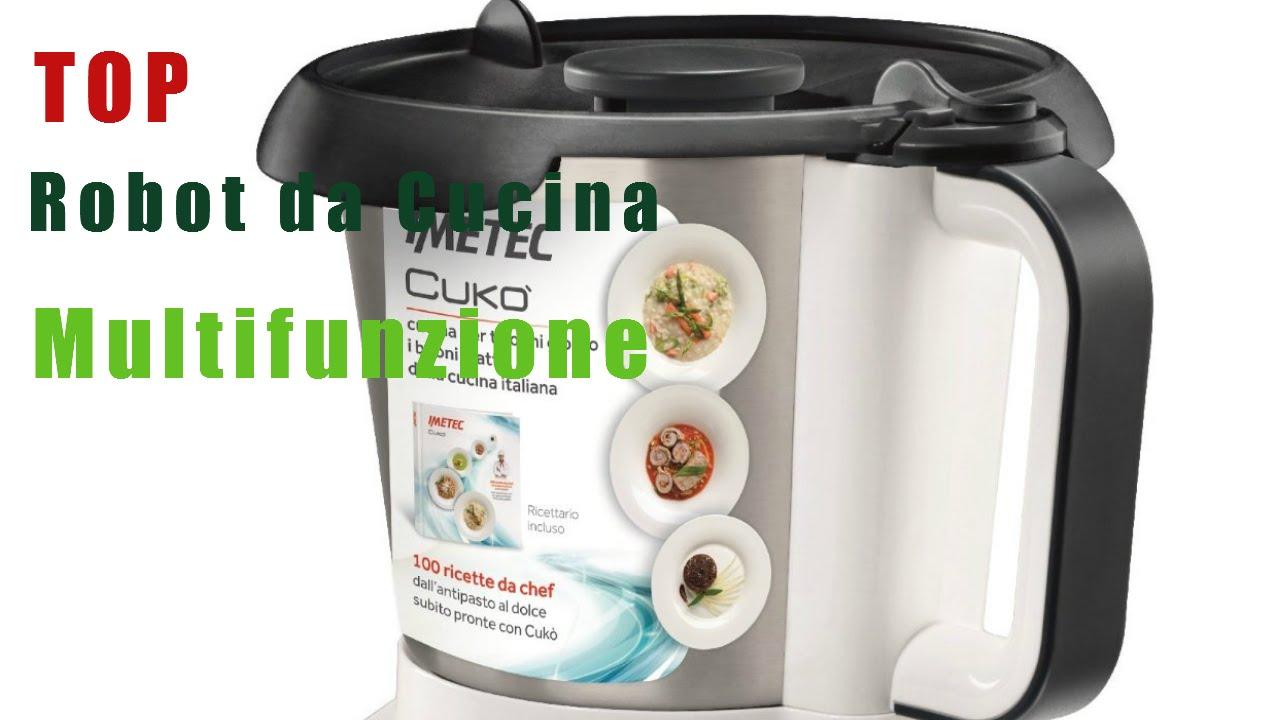 ❧۵۵❧Le Migliori Robot da Cucina multifunzione revisione - YouTube