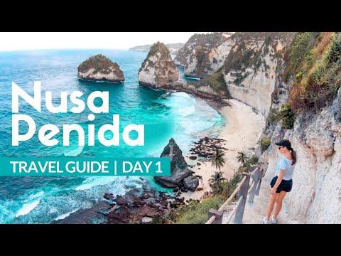 NUSA PENIDA Travel Guide: We found the BEST beach in Bali | Day 1