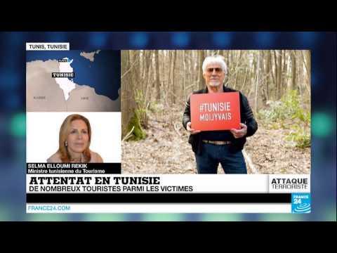 Attentat en Tunisie : 37 personnes tuées à Sousse