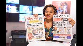 LIVE MAGAZETI : Madudu Mtihani darasa la 7, Matukio utekaji watoto yatikisa