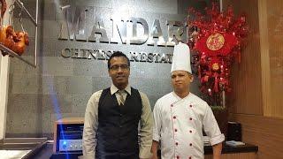 Mandarin Resto..restaurant  Yang Hingga Kini Menghebohkan Di Daerah Gatsu Barat ,denpasar Bali