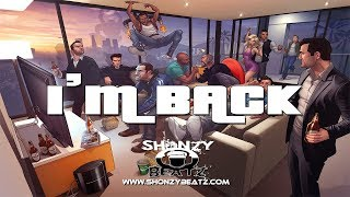 West Coast G Funk Rap Beat ''I'm Back'' 2018 by Shonzy Beatz