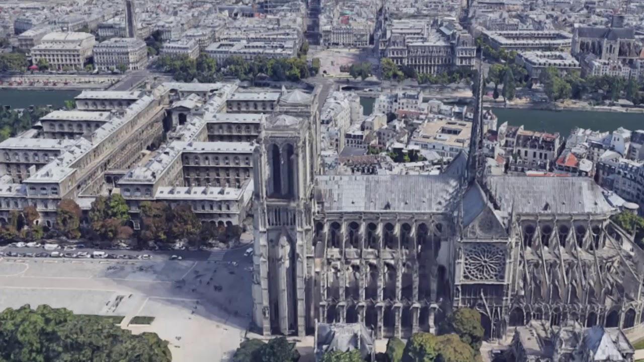 3 Ways To Visit Notre-Dame Cathedral In VR - UploadVR