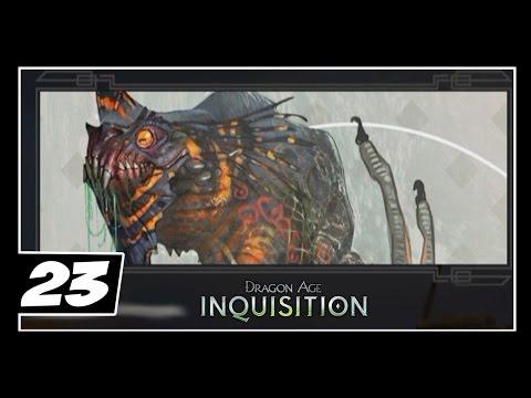 Dragon Age: Inquisition - Detonado Parte 23 - MAGO CAVALEIRO ENCANTADOR e COVIL DA SERPE
