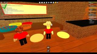 Roblox Pizza Kitchen Chaos