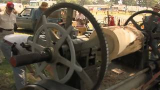 STEAM THRESHER SHOW in Plain City, Ohio