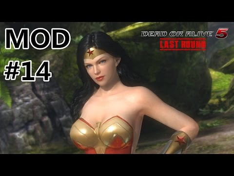 Dead or Alive 5 - Wonder Woman [MOD]#14