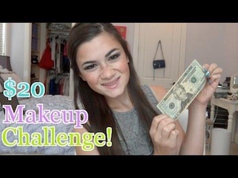 $20 Makeup Challenge!