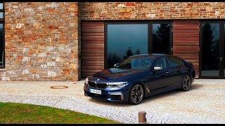 Новый BMW M550i 2017