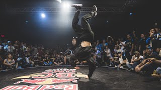 Icey Ives Vs Nico - Finals - Red Bull BC One Camp USA 2019 - BNC