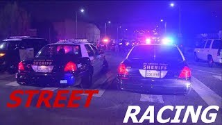 Street Racers VS Police Compilation / BEST OF THIS YEAR #3
