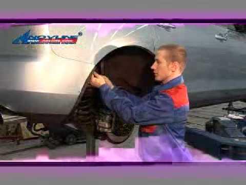 Видео Мазда 3 подкрылок рено