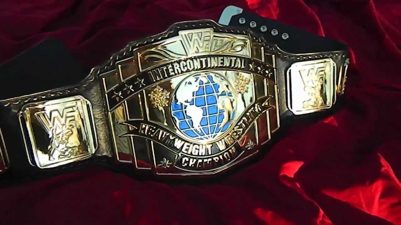 Wwf Master Series Classic Ic On Real Leather By Mike
