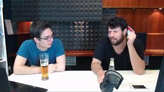 Puzsér Róbert & Nagy FanMadeMaker Márton YouTube Live