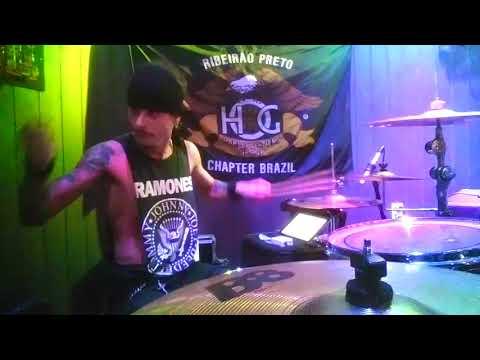 Chinese Democracy - The Best Guns N' Roses Cover [Frank Ferrer] | Drumcam