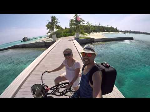 Our 15th Anniversary Niyama Maldives getaway