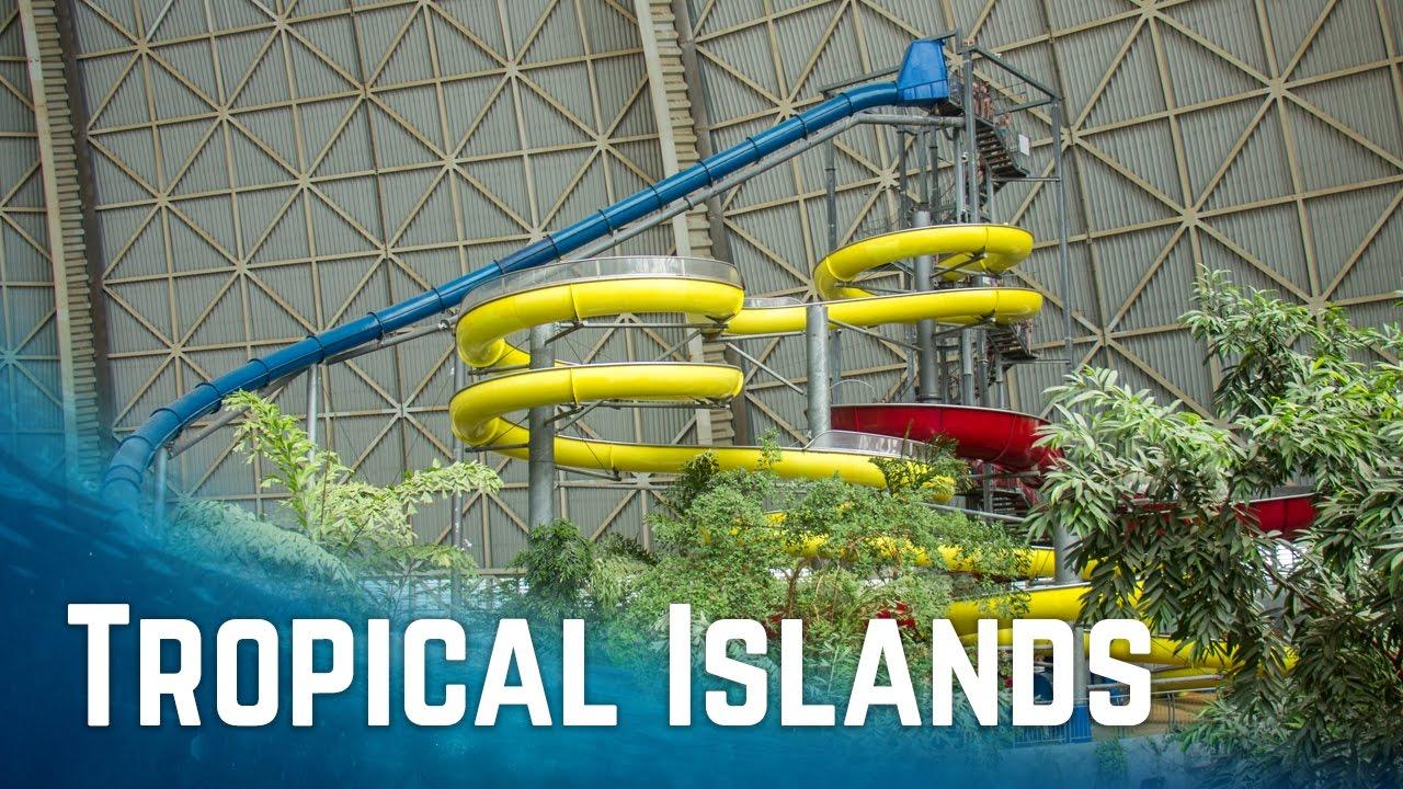 Tropical Islands Rutschenturm