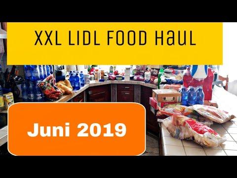 xxl-lidl-food-haul-juni-2019,-großfamilie-kauft-ein
