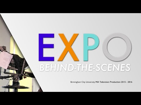 EXPO (behind-the-scenes)