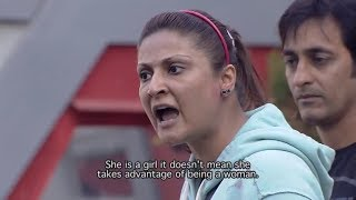 Urvashi VS Sapna -  Bigg Boss VIP S06 - Big Brother Universe