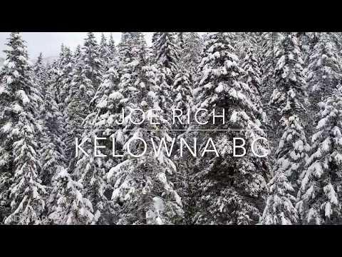 Joe Rich  Kelowna BC  DJI Drone Video