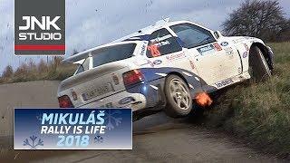 Mikuláš Rally is life 2018 (crash & action)