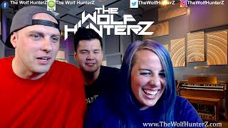 THE WOLF HUNTERZ hang out with you! LIVE EPICA Introspect Monopoly On Truth Retrospect Reaction