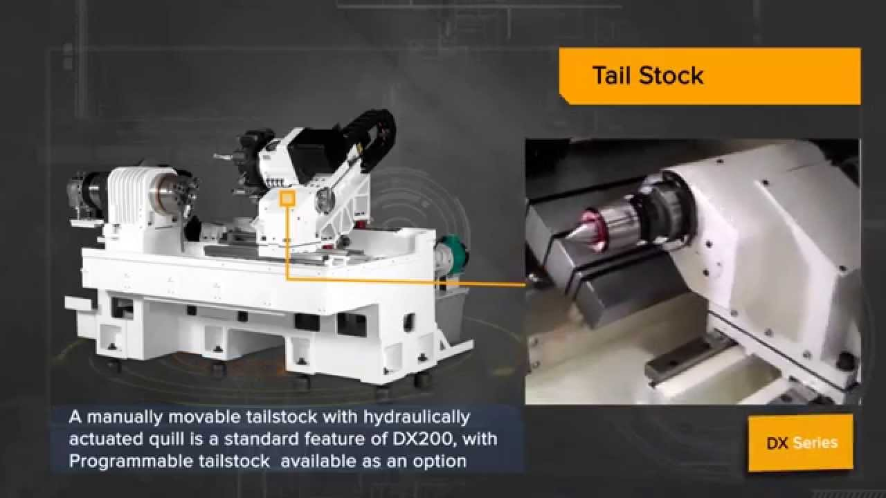 DX 200 Series - Jyoti CNC Automation Ltd