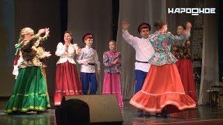 В Кировск приехал казачий ансамбль «Живая старина»