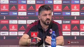 Download Video Bologna vs Milan🎙️ Rino Gattuso's MP3 3GP MP4