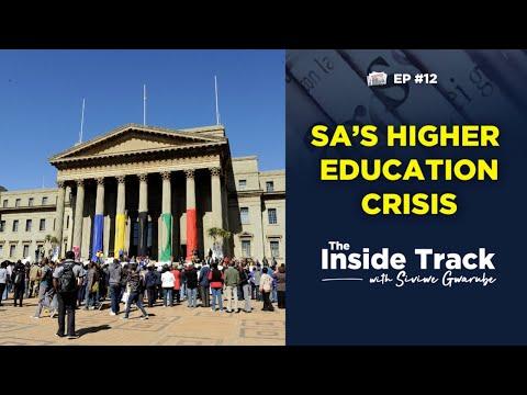 How do we fix SA's Higher Education crisis?