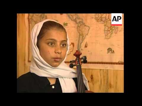 Bringing back music to Afghanistan