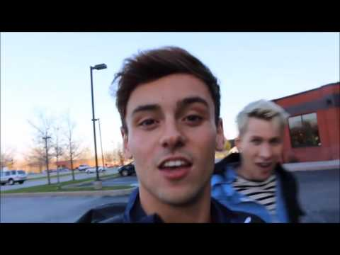 Tom Daley // Dustin Lance Black - THE BOY I'M GOING TO MARRY