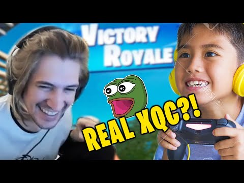 I made a kids year by playing Fortnite with him