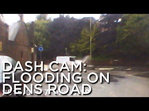 2015-07-17 'Flooding On Dens Road'