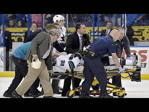 NHL Players Needing Stretchers