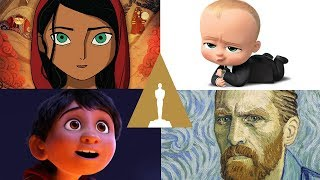 "OSCAR 2018 Nominees ""Best Animated Film"" TOP 5 HD"