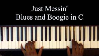 Happy Blues and Boogie