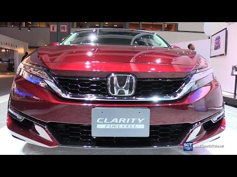 2017 Honda Clarity Fuel Cell Car, Hybrid, Price