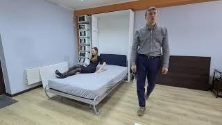 Трансформер шкаф кровать РФ102-обзор и рекомендации-Мебель-трансформер.рф
