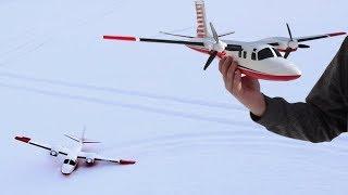 UMX Aero Commander DONUTS | VLOG0137