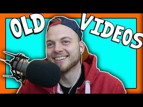 SQUIDDY REACTS TO OLD VIDEOS!