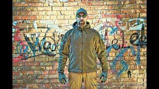 видео обзор флисовой куртки Helikon-Tex Patriot Double Fleece Jacket