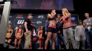 UFC 184: Weigh-in Recap