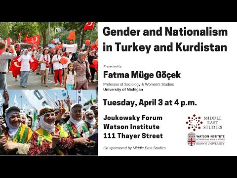 Gender and Nationalism in Turkey and Kurdistan
