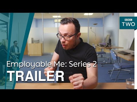 Download Youtube: Employable Me: Series 2 | Trailer - BBC Two