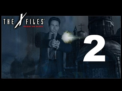 The X-Files: Resist or Serve (Mulder) Part 2